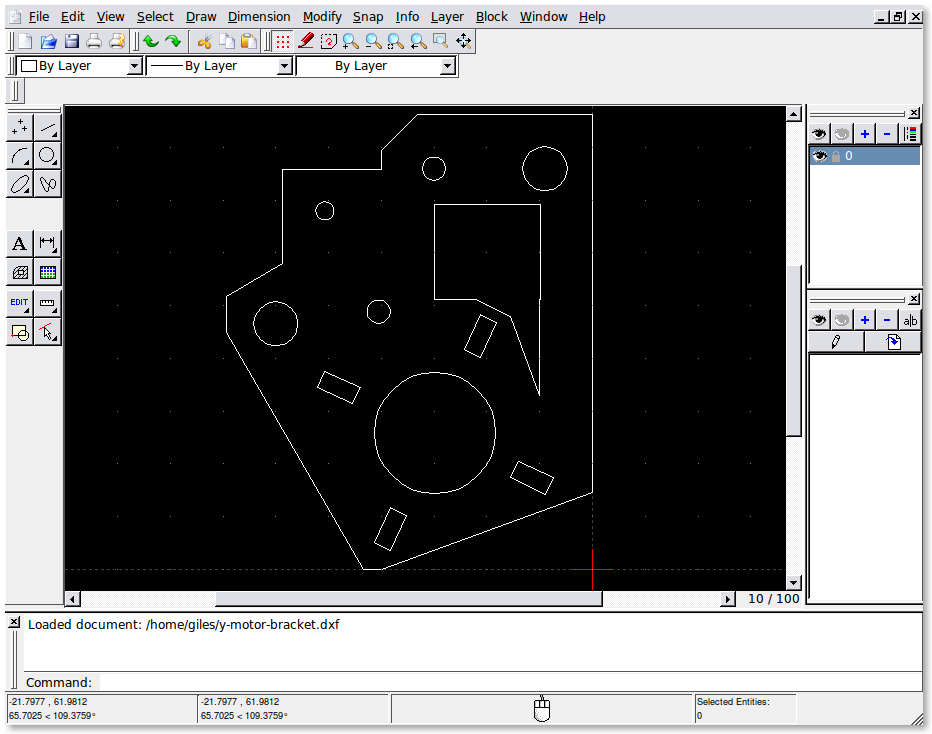 Extracting 2d Mendel Outlines Using Openscad Giles Bathgate